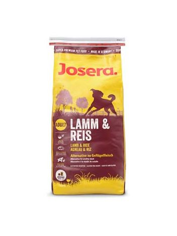 JOSERA ADULT LAMB & RICE - 15KG