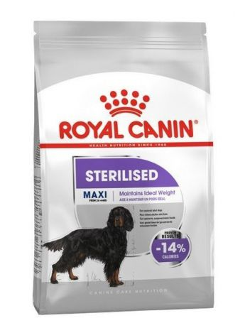 ROYAL CANIN MAXI STERILISED - 18KG (9KGx2)