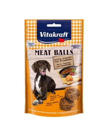 VITAKRAFT MEAT BALLS - 80G