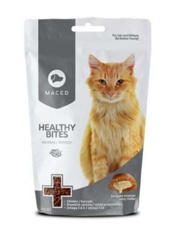 MACED HEALTHY BITES HAIRBALL REMEDY 40G