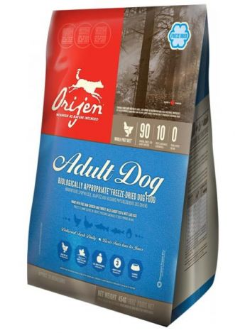 ORIJEN FREEZE DRIED ADULT DOG - 170G