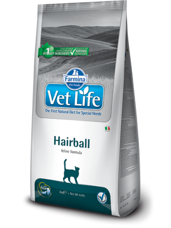 FARMINA VET LIFE HAIRBALL CAT - 400G