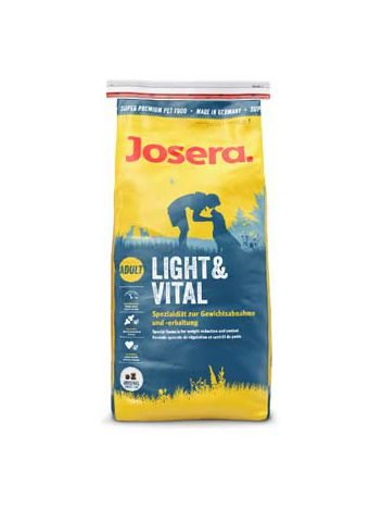 JOSERA ADULT LIGHT & VITAL - 30KG (15KGx2)