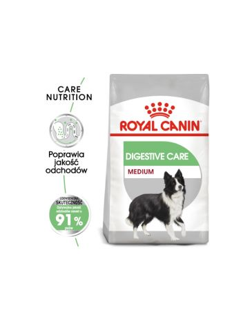 ROYAL CANIN MEDIUM DIGESTIVE CARE - 20KG (10KGx2)