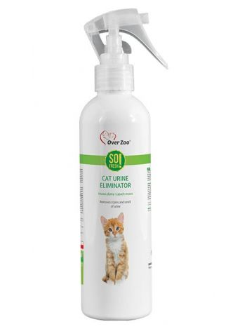 OVER ZOO CAT URINE ELIMINATOR 250ML