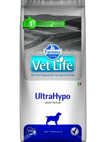 FARMINA VET LIFE ULTRAHYPO DOG - 24KG (12KGx2)