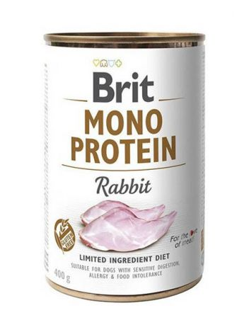 BRIT MONO PROTEIN RABBIT - 400G