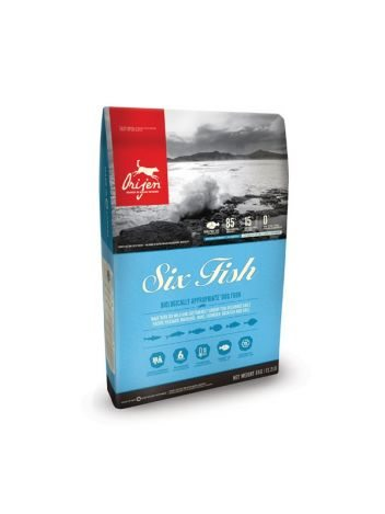 ORIJEN ADULT SIX FISH - 6KG