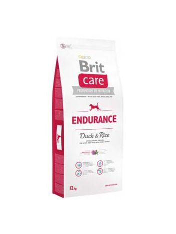 BRIT CARE ENDURANCE DUCK & RICE - 12KG