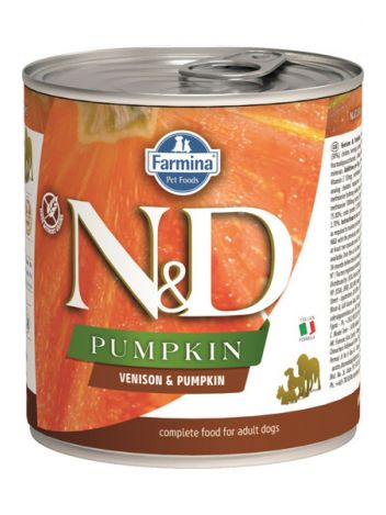 FARMINA N&D DOG VENISION & PUMPKIN - 285G + 285G GRATIS!