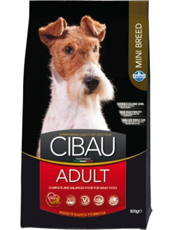 CIBAU ADULT MINI CHICKEN - 800G