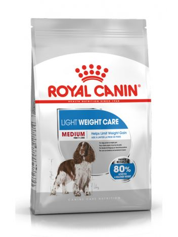 ROYAL CANIN MEDIUM LIGHT WEIGHT CARE - 10KG