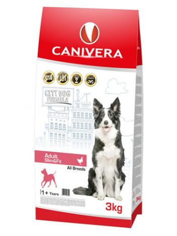 CANIVERA ADULT SLIM & FIT - 28KG (14KGx2)