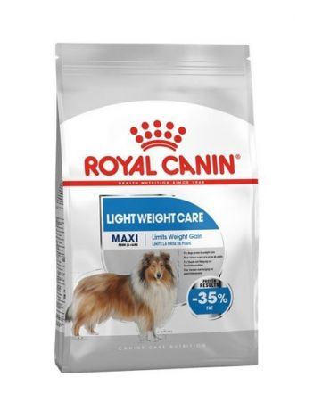 ROYAL CANIN MAXI LIGHT WEIGHT CARE - 20KG (10KGx2)