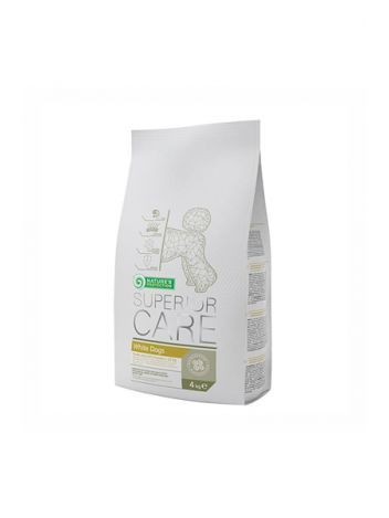 NATURES PRO SC WHITE DOG ADULT SMALL - 4KG