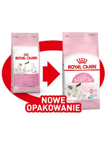ROYAL CANIN MOTHER & BABYCAT - 800G (400Gx2)