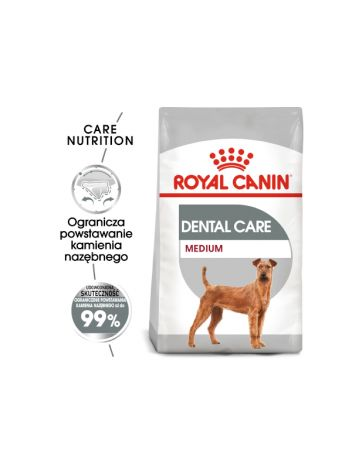 ROYAL CANIN MEDIUM DENTAL CARE - 20KG (10KGx2)