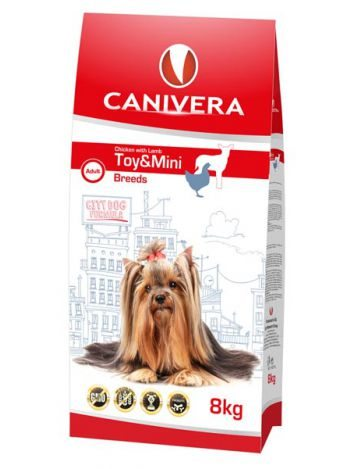 CANIVERA ADULT TOY & MINI - 8KG