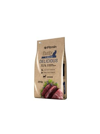 FITMIN CAT PURITY DELICIOUS - 1,5KG