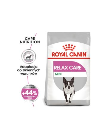 ROYAL CANIN MINI RELAX CARE - 8KG