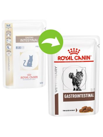 ROYAL CANIN CAT GASTROINTESTINAL 12x85G