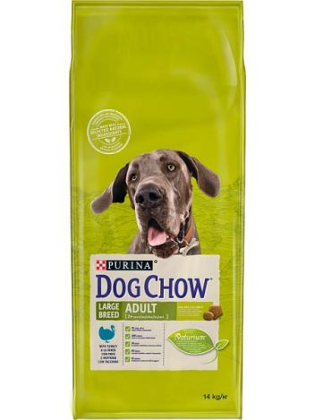 PURINA DOG CHOW ADULT LARGE BREED - 14KG